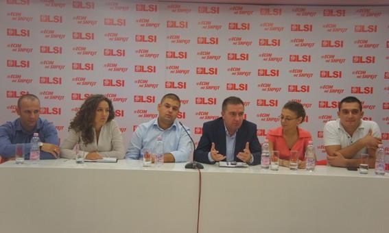 Fjala e kandidatit për kryetar të Lëvizjes Socialiste për Integrim, Luan Rama